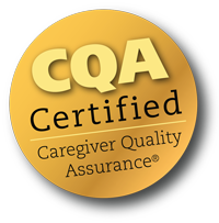 Caregiver Quality Assurance Certified