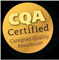 Caregiver Quality Assurance Certified